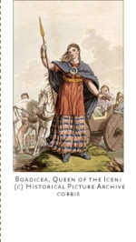Queen Boudica blog