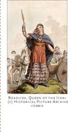 Queen Boudica blog